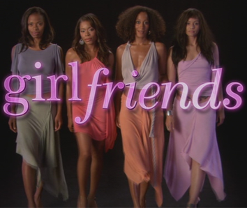 Girlfriends the show
