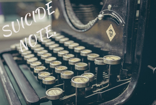 FindlayHouse Suicide Note