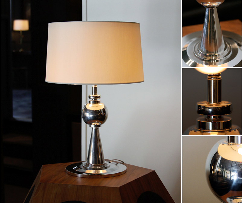 Chrome table lamp - GVallino.png