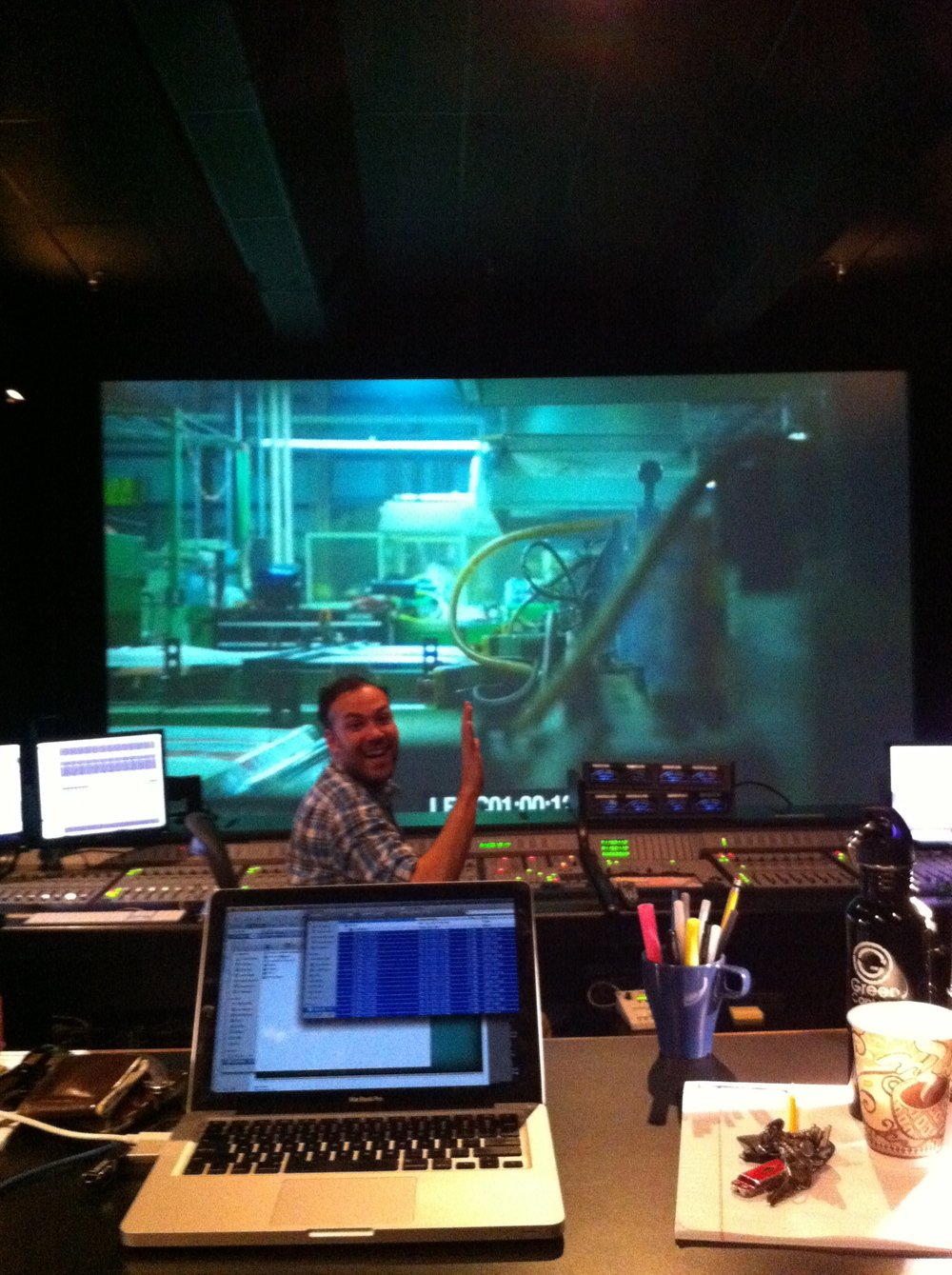 Mixing the film with the infamous and all-mighty Brent Kiser.