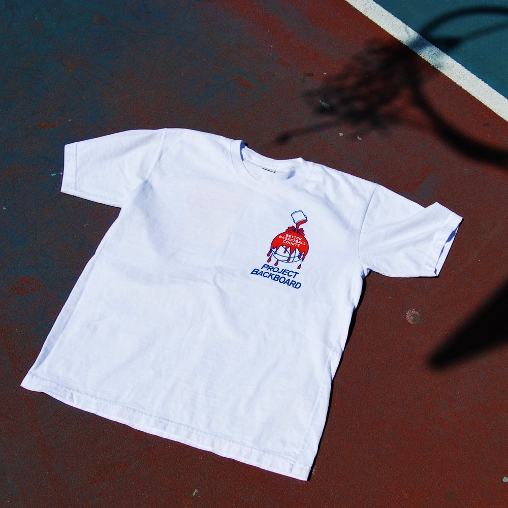 Project Backboard Painter's Tee - $40