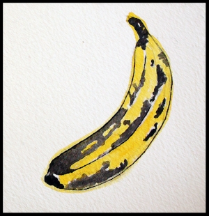 Andy Warhol's Velvet Underground with Nico - Based on the original album cover artwork