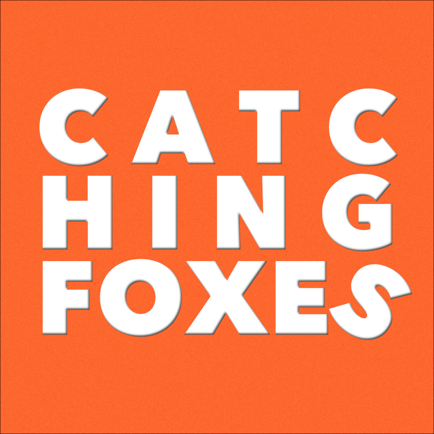 Catching Foxes - LayEvangelist