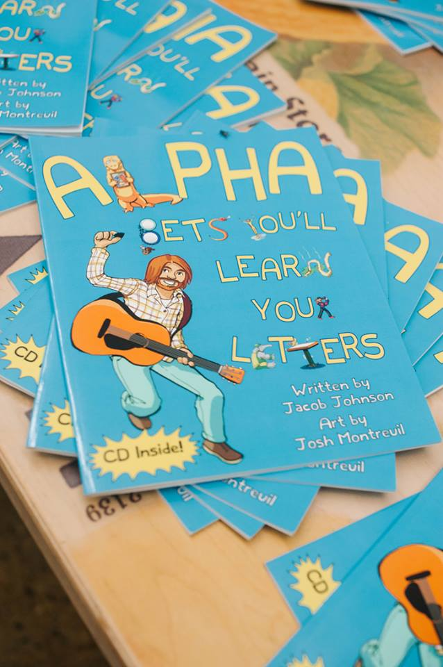 Alpha Bets You'll Learn Your Letters - Kids Music