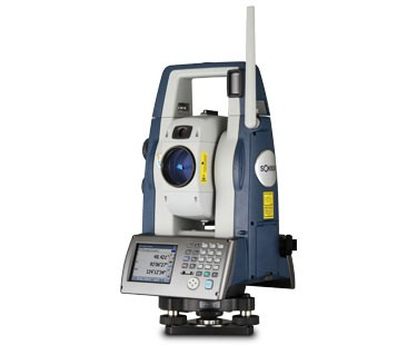 Motorized Total Stations