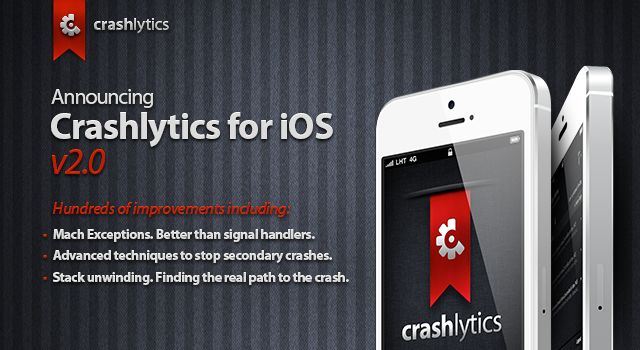 Announcing Crashlytics for iOS 2.0