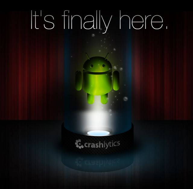 Crashlytics for Android