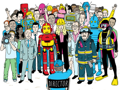 What Hollywood Can Teach Us About the Future of Work