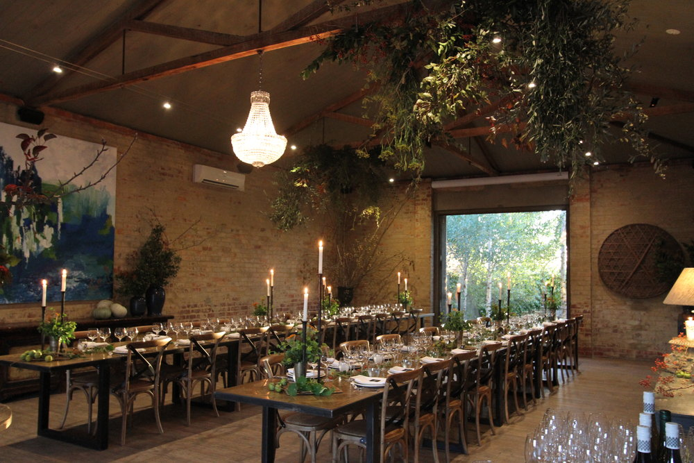 The Warehouse at Meletos Private Events