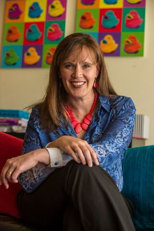 Kirrilie Smout, psychologist specialising in children and teen therapy