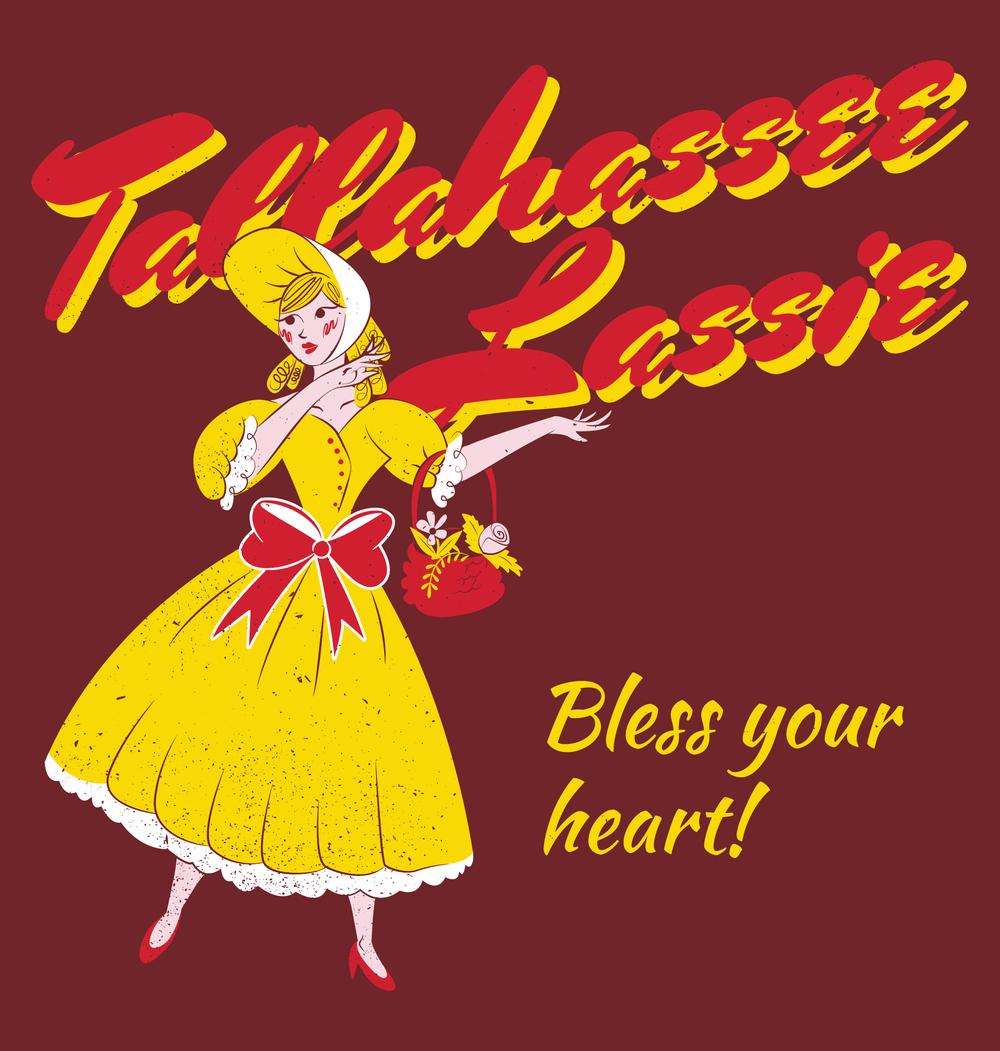 TallahasseeLassie_FINAL_screen2-garnet_DISTRESSED.png