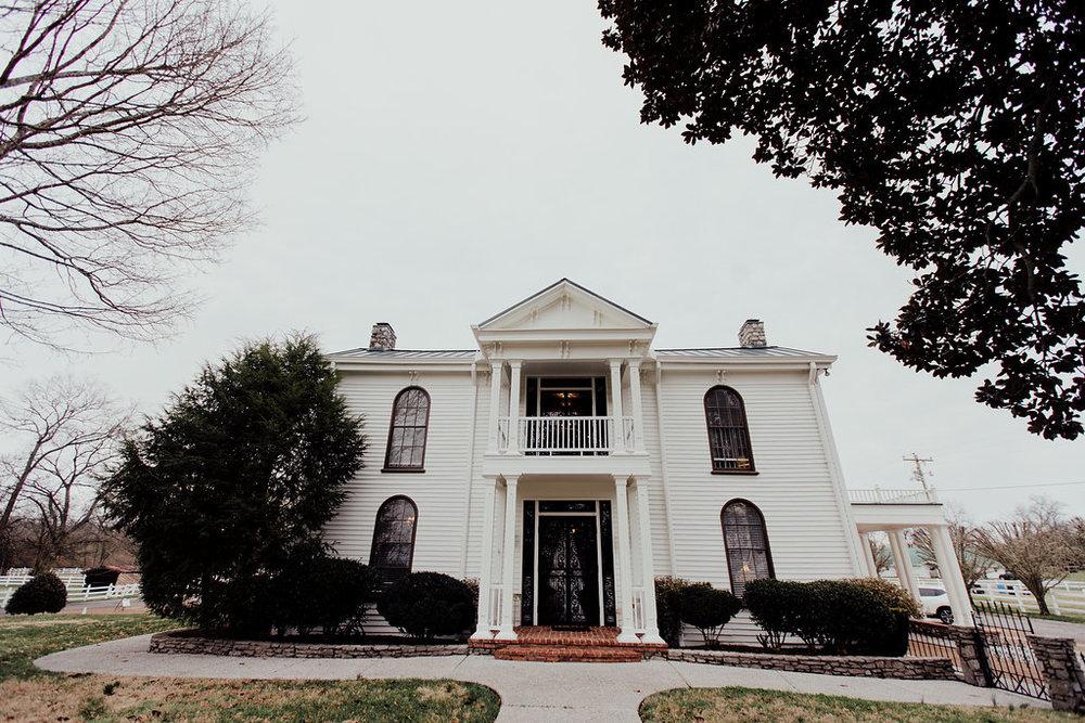 Historic Manor