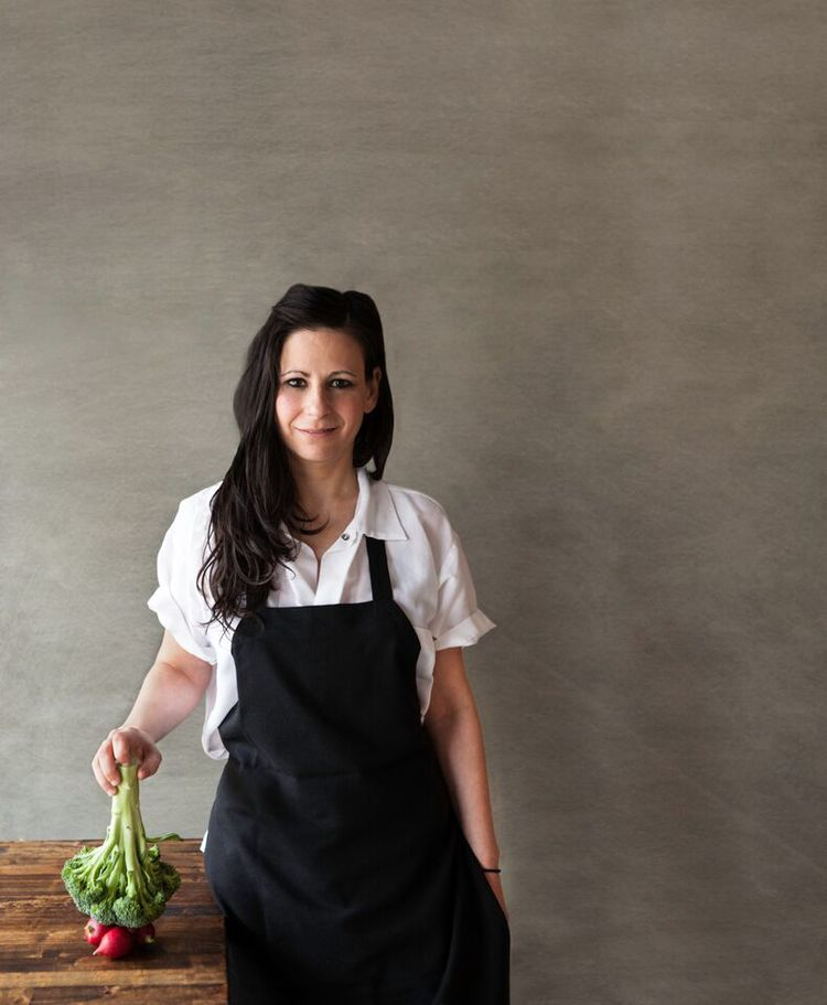Amanda Cohen's Dirt Candy    For The Cook's Cook Magazine. Photo by   Brent Herrig  .