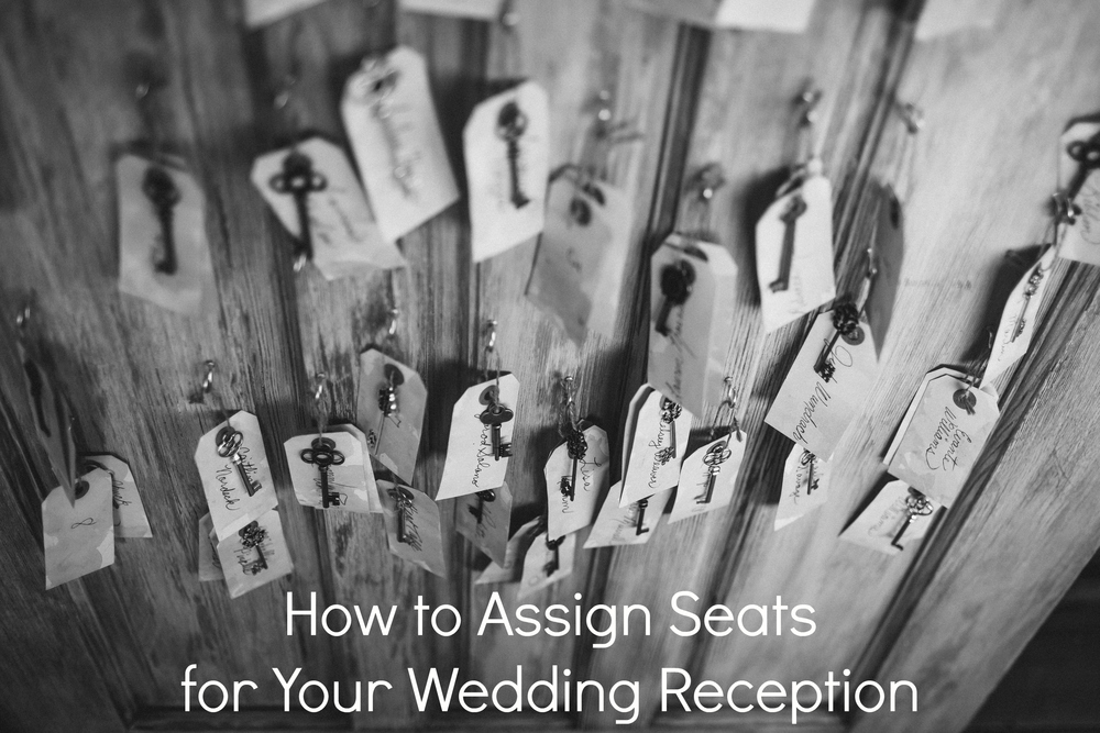 How To Assign Seats For Your Wedding Reception Colorful Colorado
