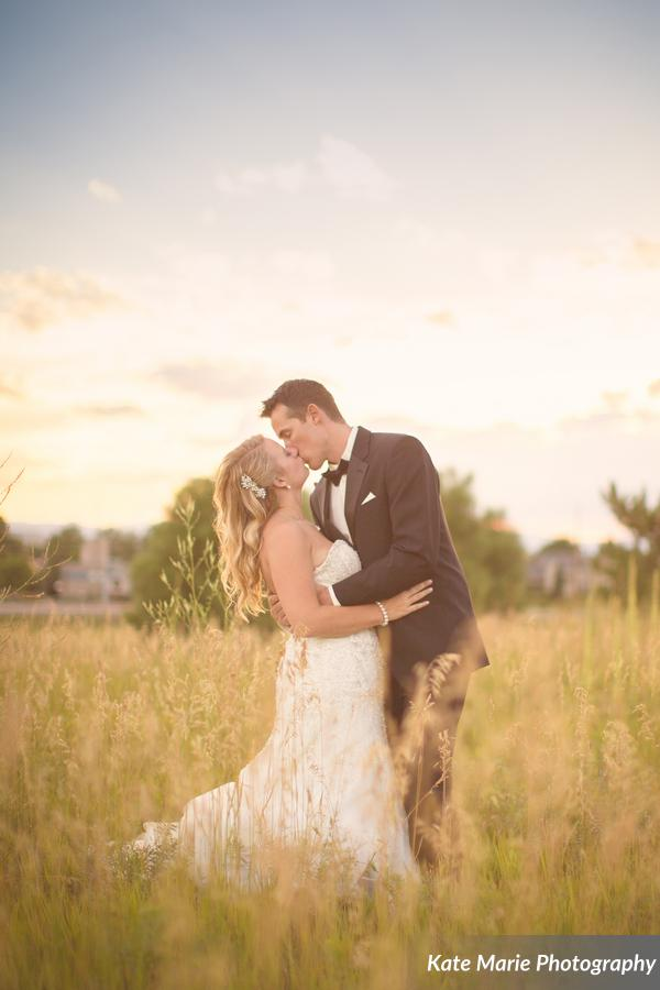 Classic Romance With A Touch Of Baseball Colorful Colorado Weddings