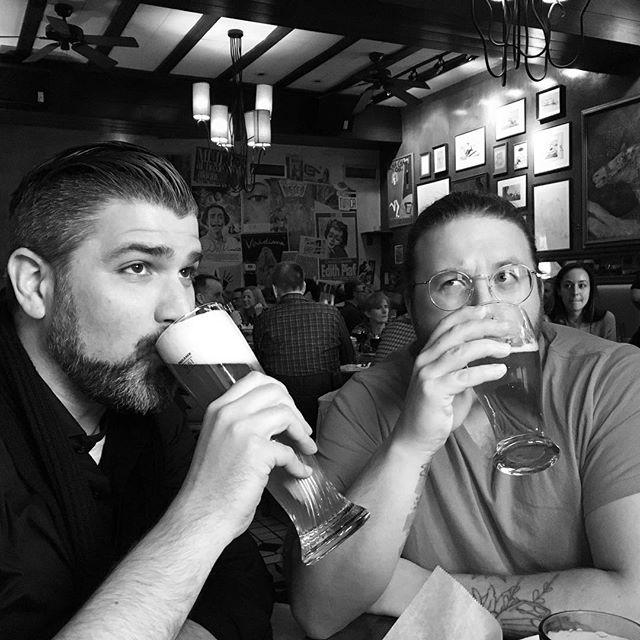 Mmmmm. Beerz. . . . . . #Chicagobands #bros #chicagomusic #bandmates #indierock