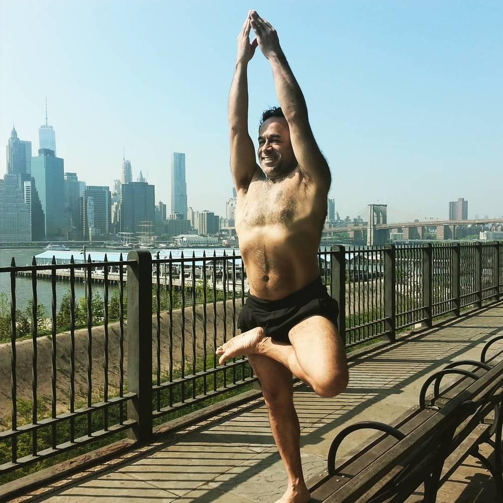 Bodhisattva Yoga  Founder  Vivekan  in  New York City