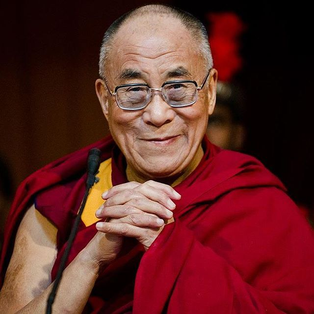 Happy 82nd Birthday to His Holiness the Dalai Lama! 🎉 The Dalai Lama's practical Buddhist philosophy is a key element of #BodhisattvaYoga and one of the main sources of inspiration to founder @VivekanYogi. Vivekan developed Bodhisattva Yoga after meeting the Dalai Lama's teachings of warm heartedness and universal responsibility. 🌟 May the Dalai Lama's wish for all beings to be happy and free from suffering quickly come true... Planet Earth is a much brighter place with your illuminating wisdom, Your Holiness. Happy birthday! 🙏🌎🌞