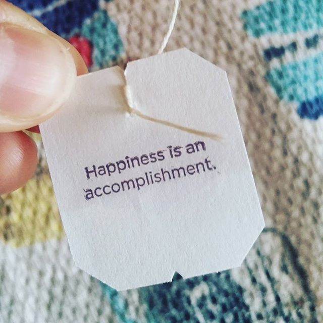 Isn't it the best type of accomplishment? 🙏 #happiness