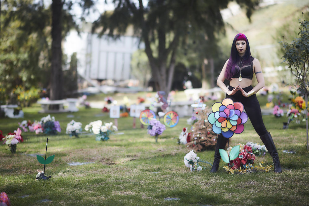 Satine Phoenix - Pet Cemetery