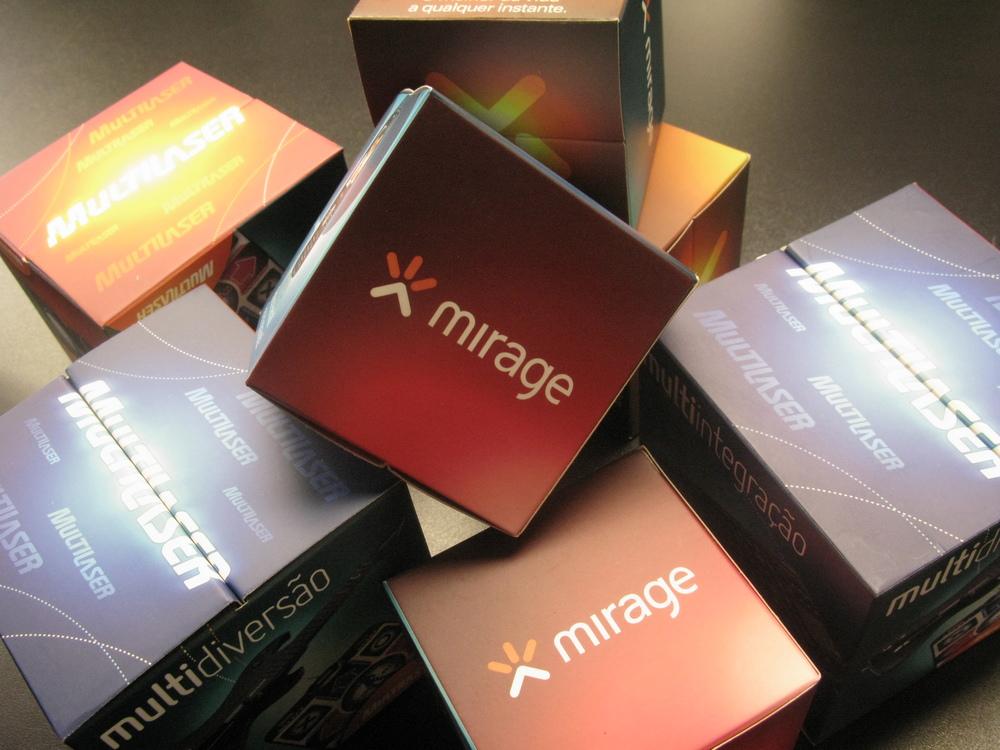 PDV Multilaser + Mirage