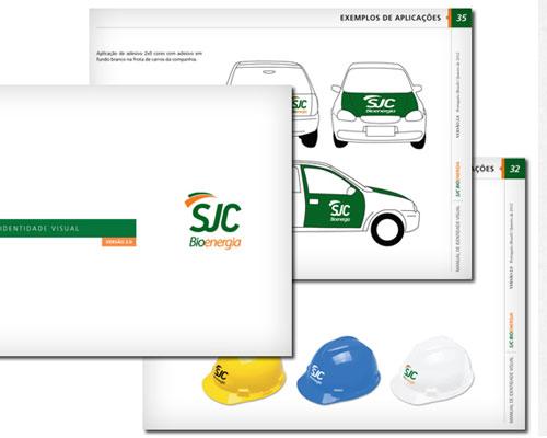 Marca e Identidade SJC Bioenergia