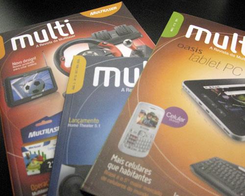 Revista Multilaser