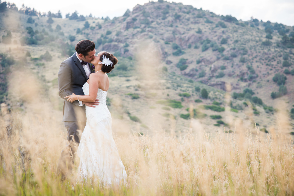 Morrison colorado mountain wedding Photography