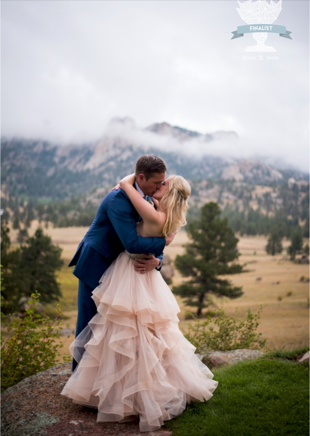 Estes Park Wedding - The Wedding Couple Category - 314/35,527