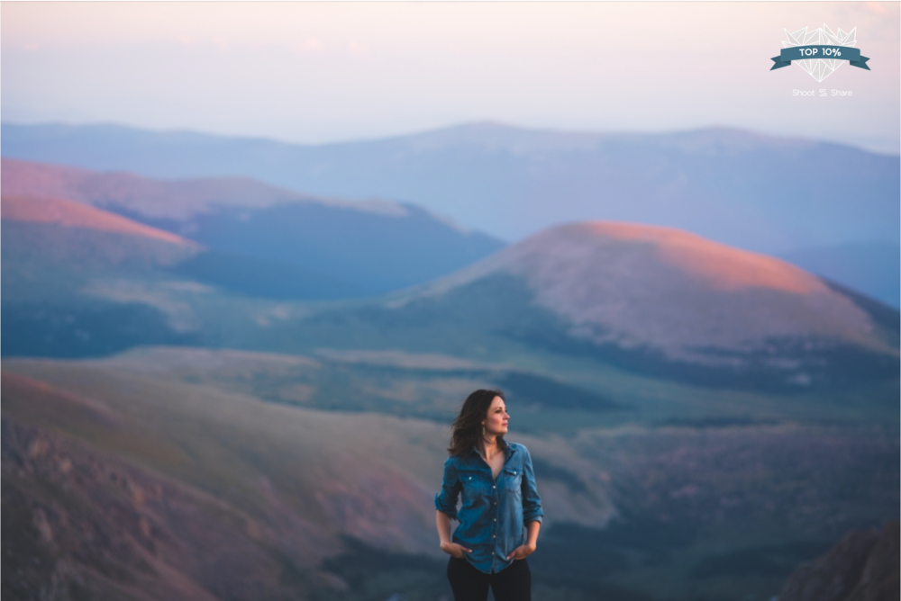 Mt. Evans Lifestyle Portraits - People Portraits Category - 816/17,751
