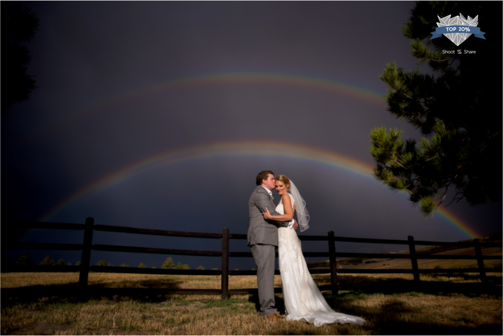 Spruce Mountain Ranch Wedding - The Wedding Couple Category - 5,496/ 35,527