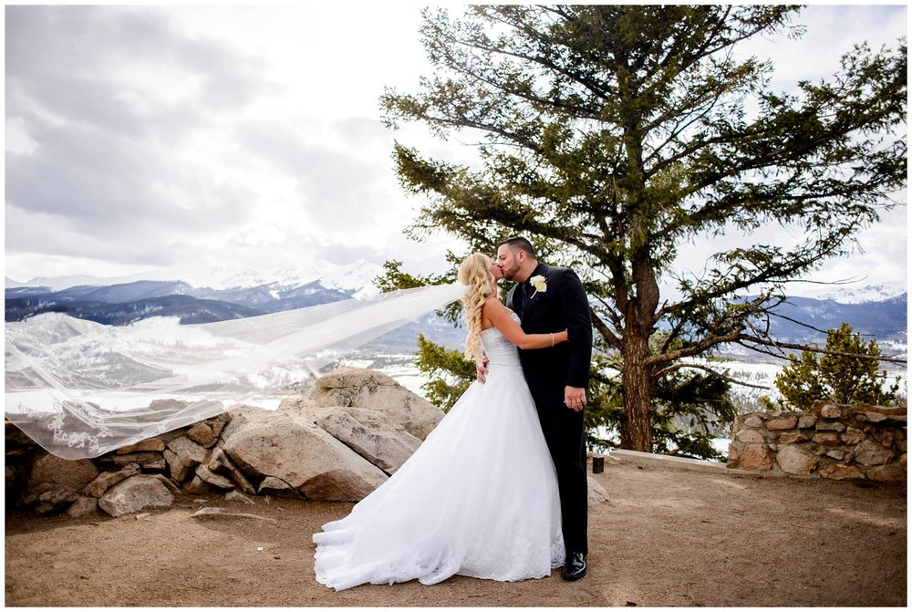 Sapphire Point Wedding Photo