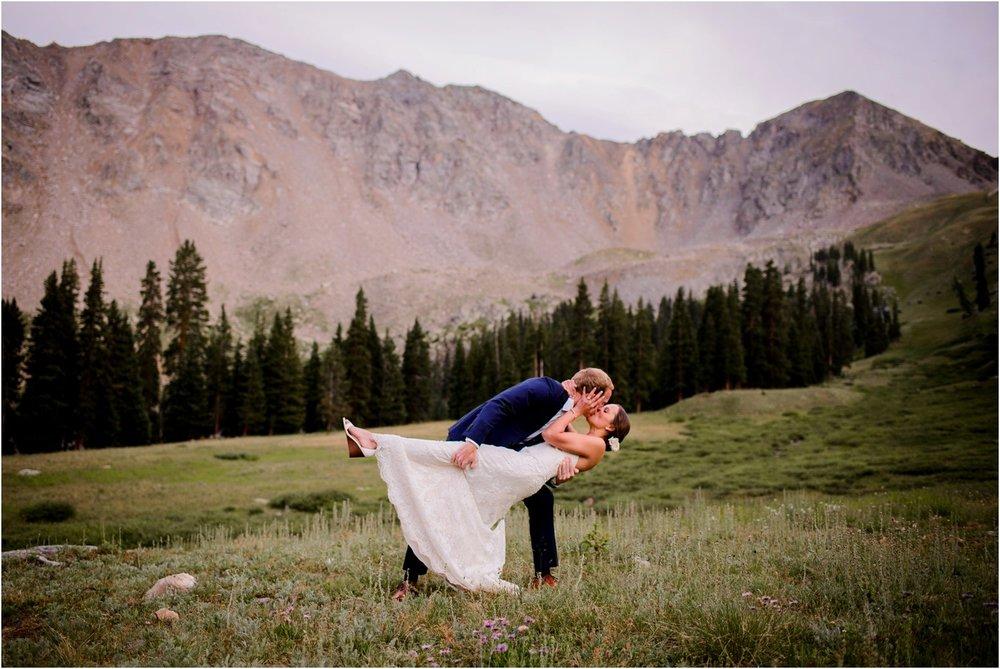 Black Mountain Lodge Wedding sunset photos