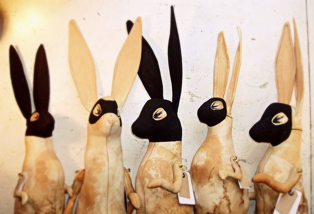 masked hares by Mister Finch.jpg
