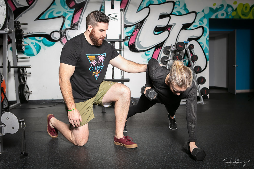 PERSONAL TRAINING 3 PACK - $75 - (New PT clients only)