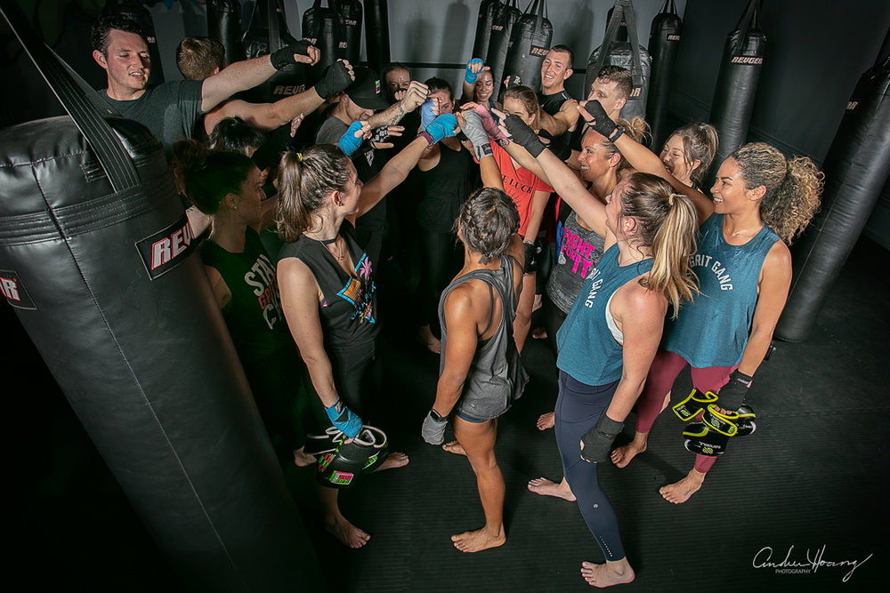1 CLASS FREE TRIAL - Try a kickboxing or Gritfit Bootcamp class on us (FIRST TIME LOCAL GUESTS ONLY)