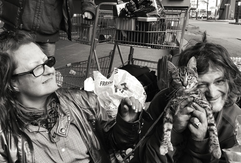 Photo credit: Rex Holhbein, Homeless in seattle | facing homelessness