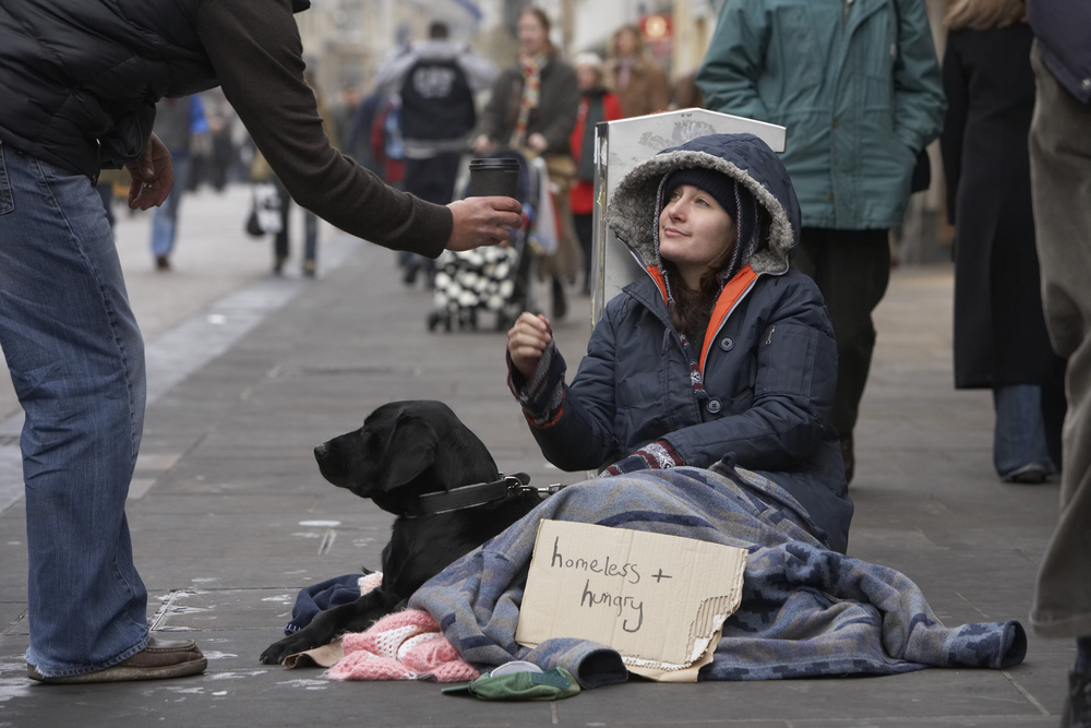 5 ways to help a homeless neighbor this holiday season blog