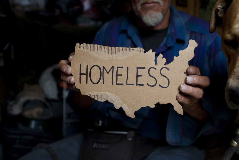 homelessness poverty and homeless people Losing everything you have would be the worst thing to happen to most people,  but for hilary chapple, becoming homeless gave her the.