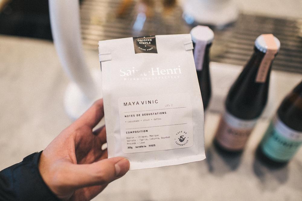 Café Saint-Henri MJT