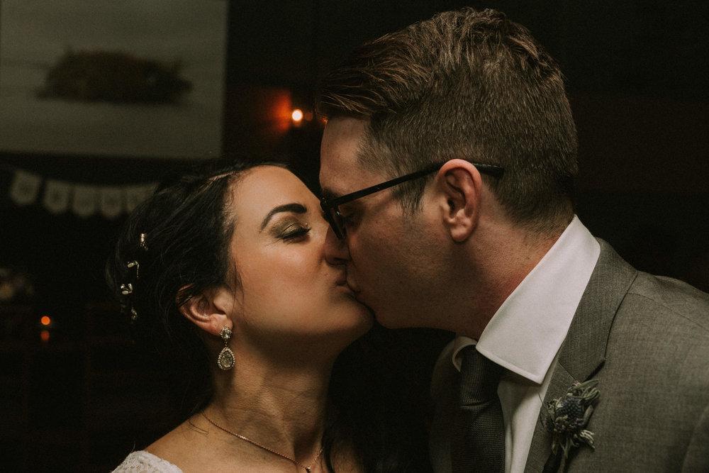 Allison + Logan