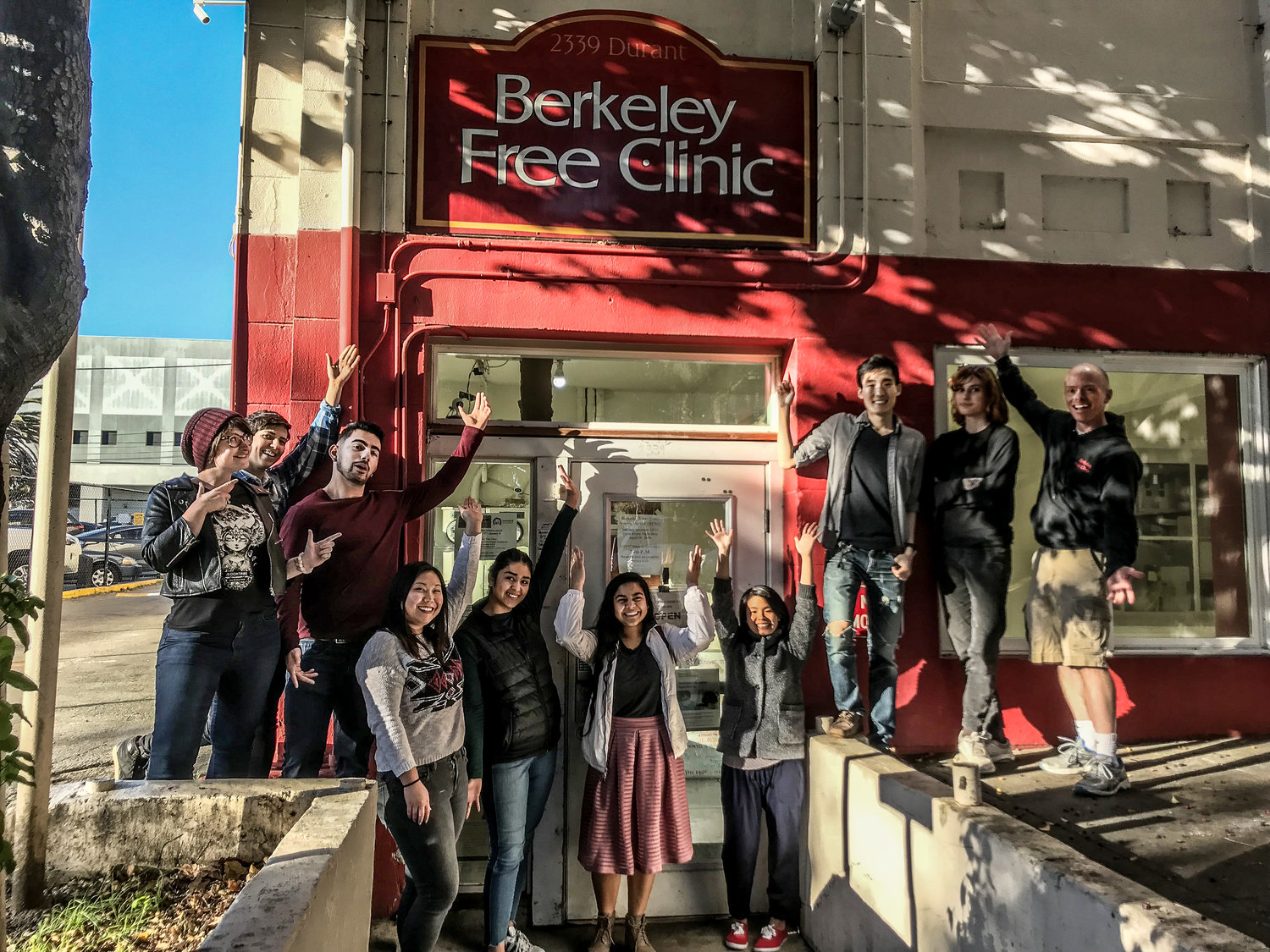 Working With You to Get a New Clinic Home! — Berkeley Free