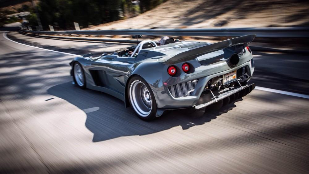 Ronin RS 211 - Jay Leno's Garage