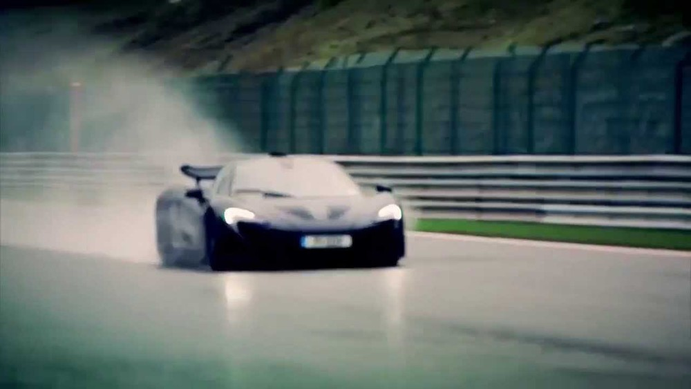 Top Gear tests the McLaren P1 (Top Gear Season 21 Ep.2)