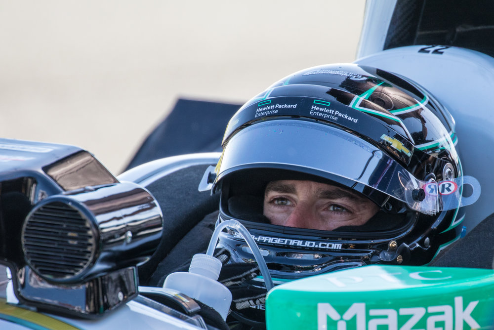 Pagenaud on Pole for GoPro Indy Grand Prix of Sonoma! — The