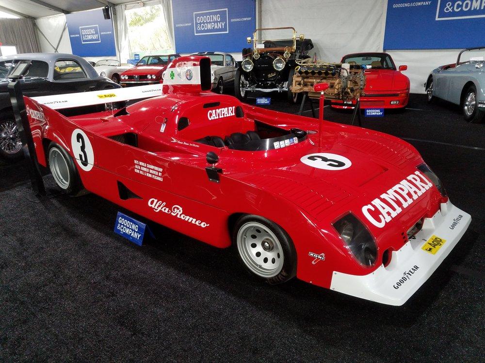 The Alfa.