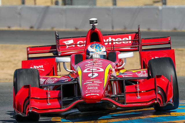 Scott Dixon could claim another championship this year as he sits in second place in the standings.