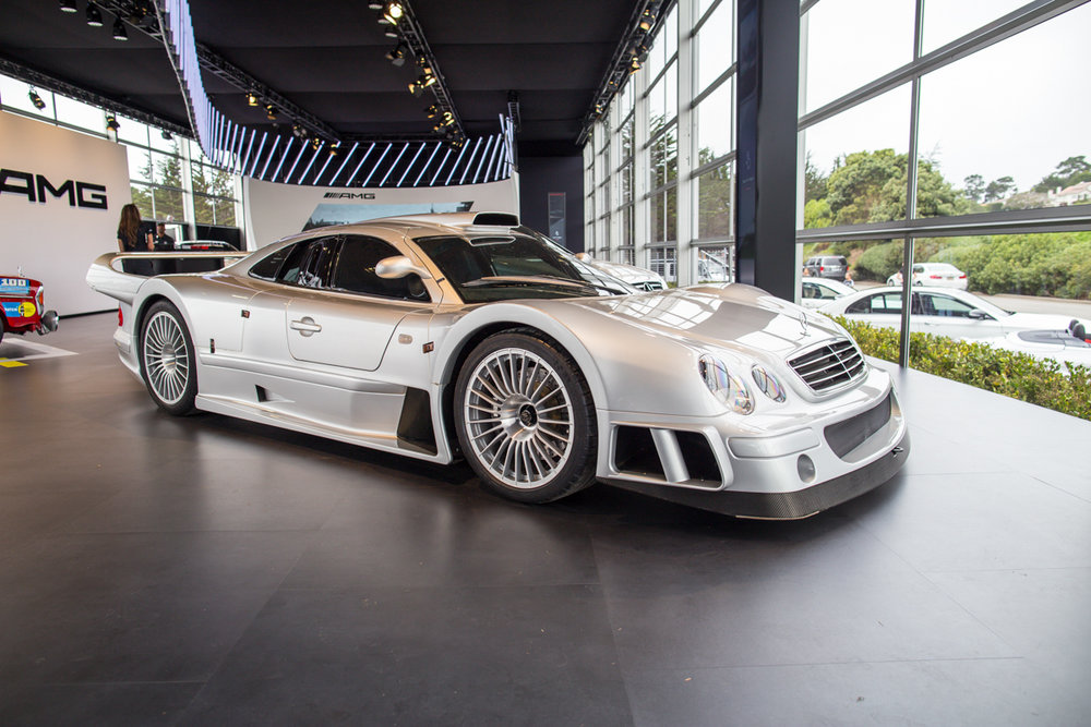 Mercedes CLK GTR - The Unicorn