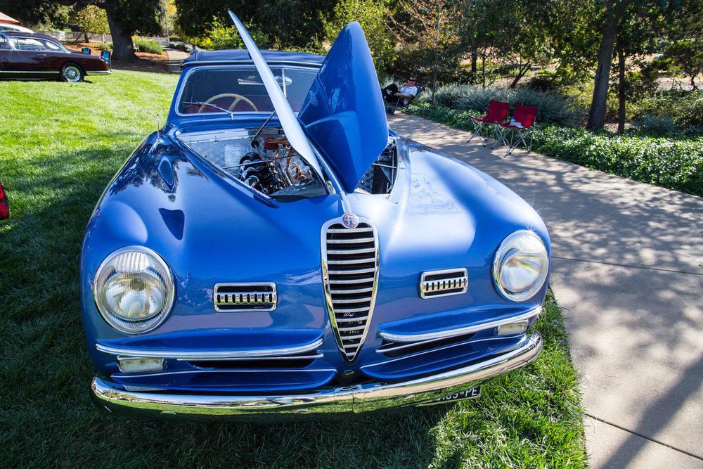 Alfa Romeo - '49 6C Super Sport Cabriolet