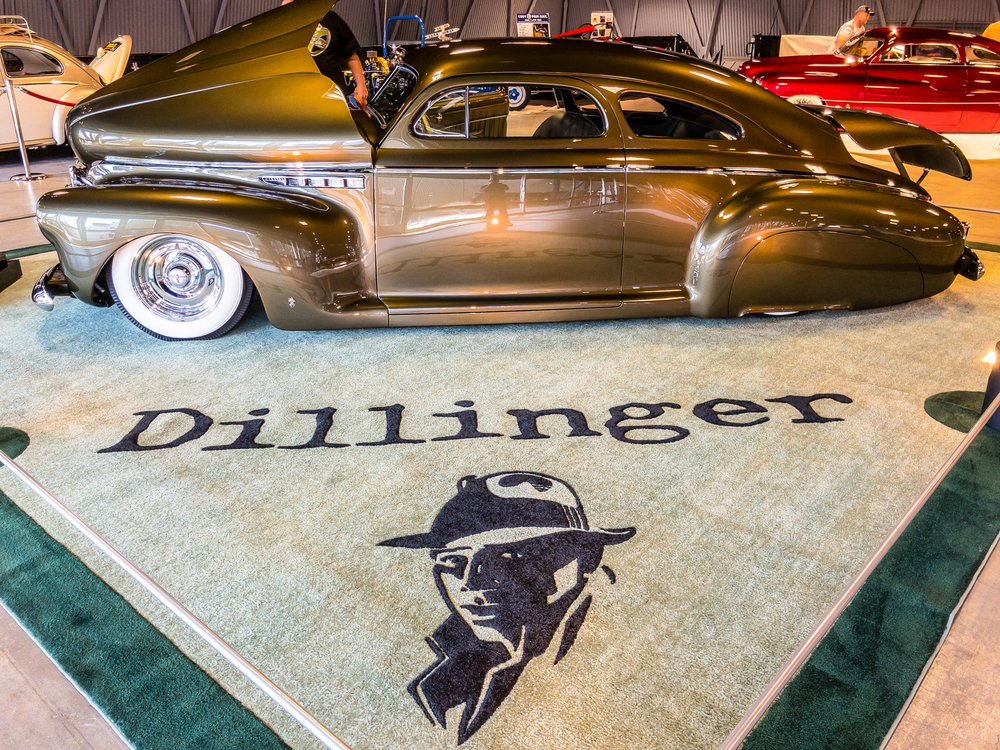 "Custom D'Elegance"" award winner ""Dillinger"""